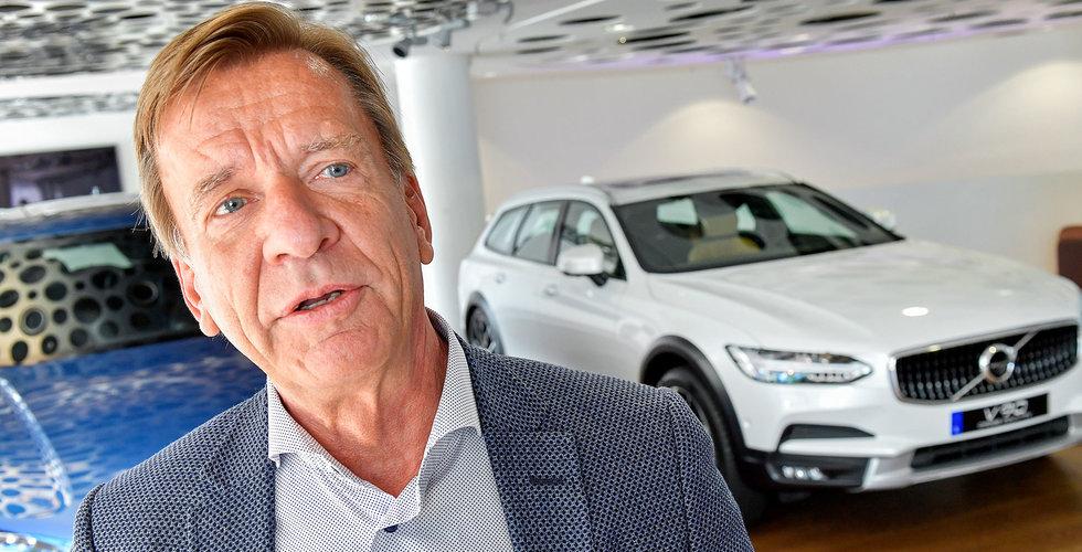 Breakit - Uppgifter: Volvos testprogram för självkörande bilar försenas – och bantas