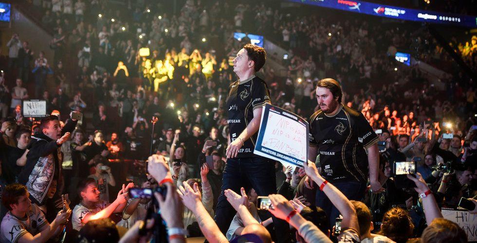 Dreamhack Masters – svenska NiP slåss om miljonerna