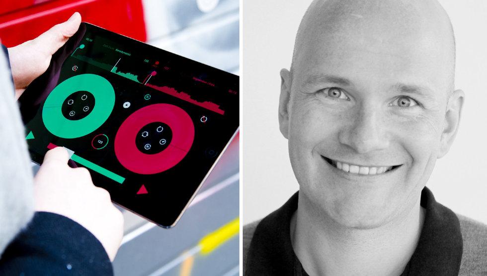 Breakit - Blackberry köpte Ludvig Linges bolag för miljoner –nu satsar han i startups