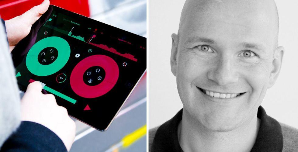Blackberry köpte Ludvig Linges bolag för miljoner –nu satsar han i startups