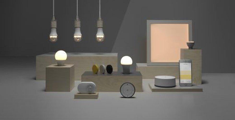 Breakit - Ikea lanserar app – för trådlös ljusstyrning