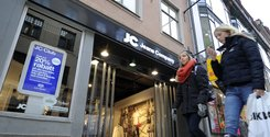 Konkurserna minskar – men hotet från butiksdöden finns kvar