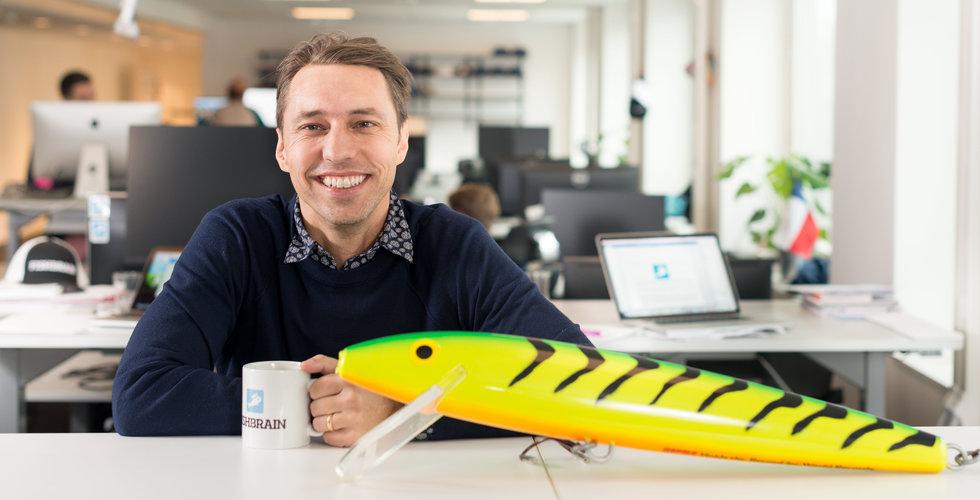 Fiskeappen Fishbrain kommer ta in ytterligare kapital i år