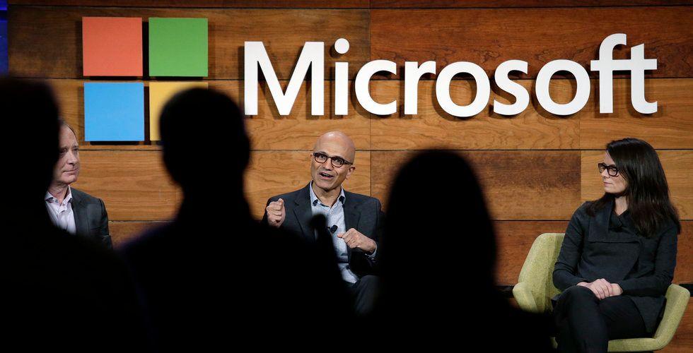 Breakit - Microsoft sparkar runt 700 anställda denna vecka