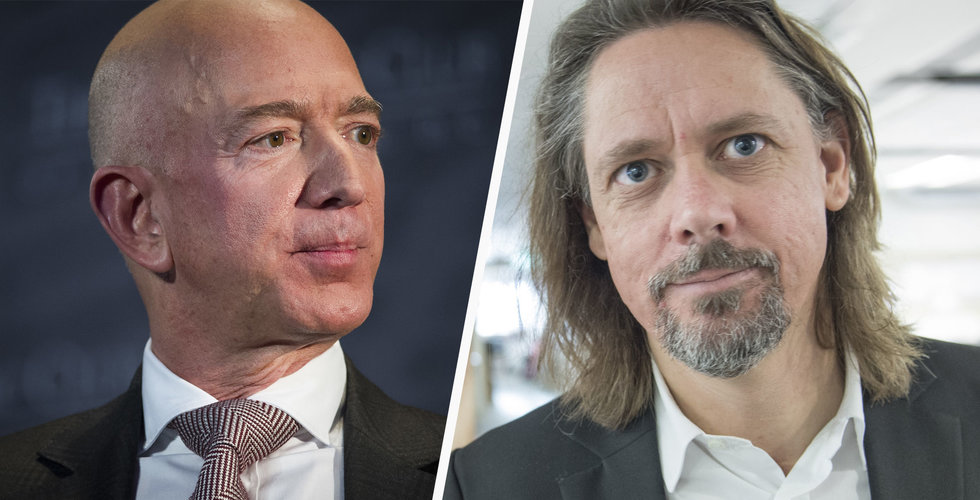 Åhléns planerar Amazon-konkurrent