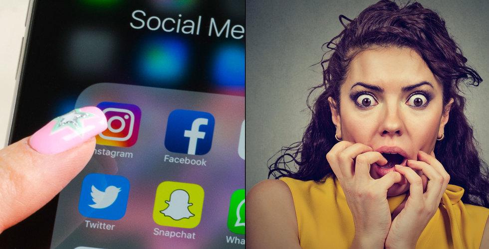 Instagram släppte ny funktion – av misstag
