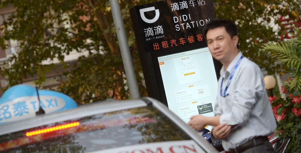 Uber-utmanaren Didi Chuxing kan börsnoteras redan i år