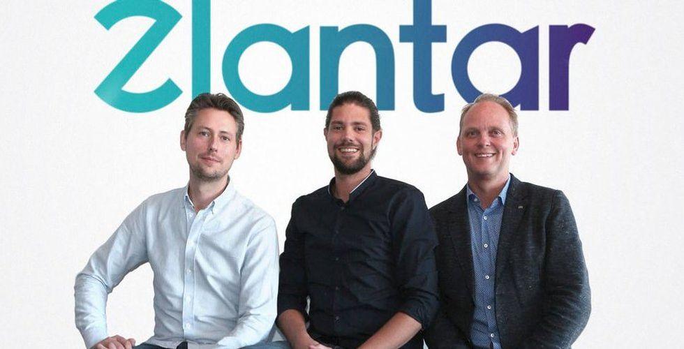 Svea Ekonomi blir delägare i Zlantar –ska lyfta fintechbolagets app för privatekonomi