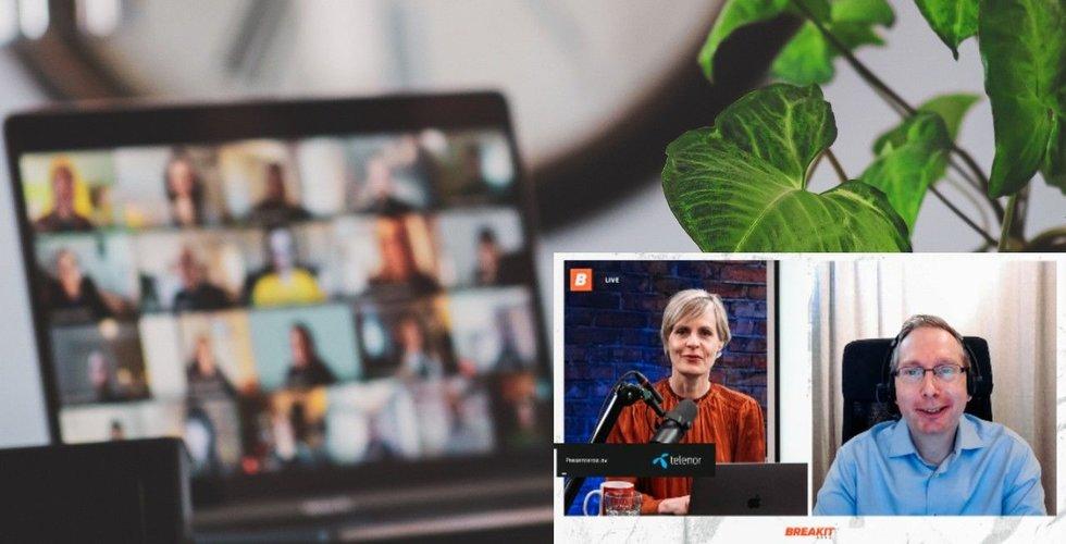 För fintechbolaget innebar pandemin inga hinder – nu vill de inspirera andra till att våga jobba helt digitalt