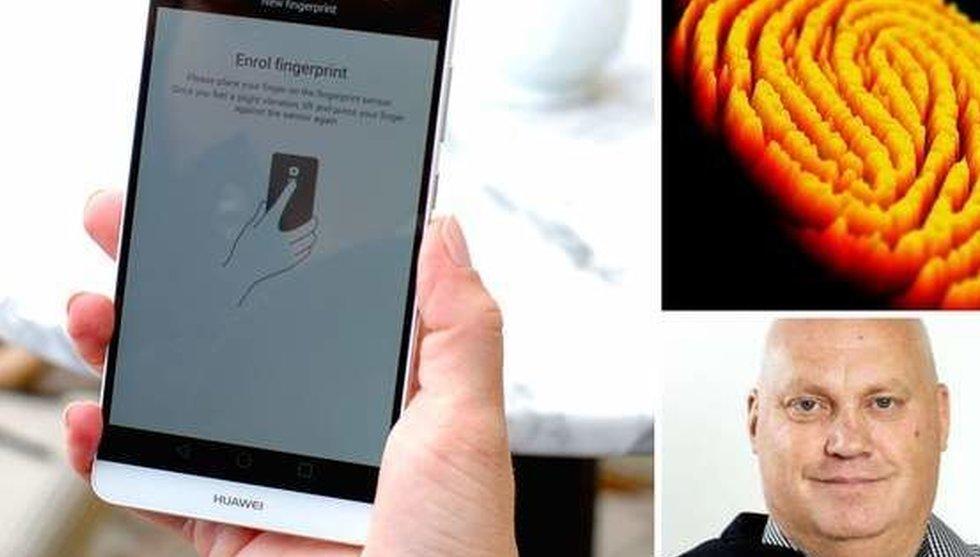 Uppgifter: Nu ska sagan om Fingerprint Cards bli bok