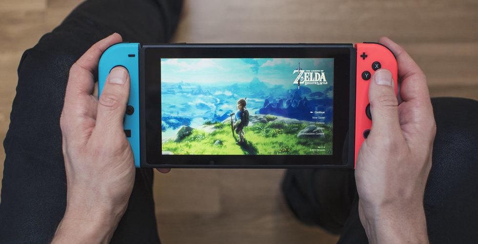 Nintendo flyttar viss Switch-produktion från Kina