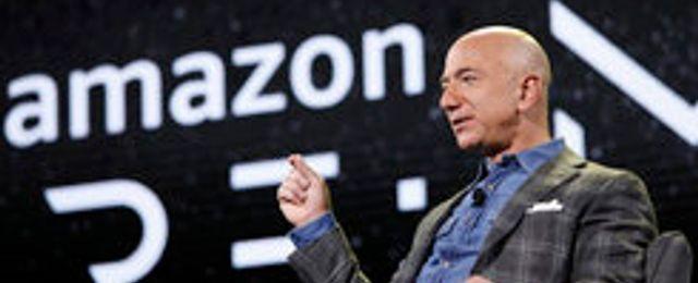 EU-kommissionen inleder konkurrensgranskning av Amazon