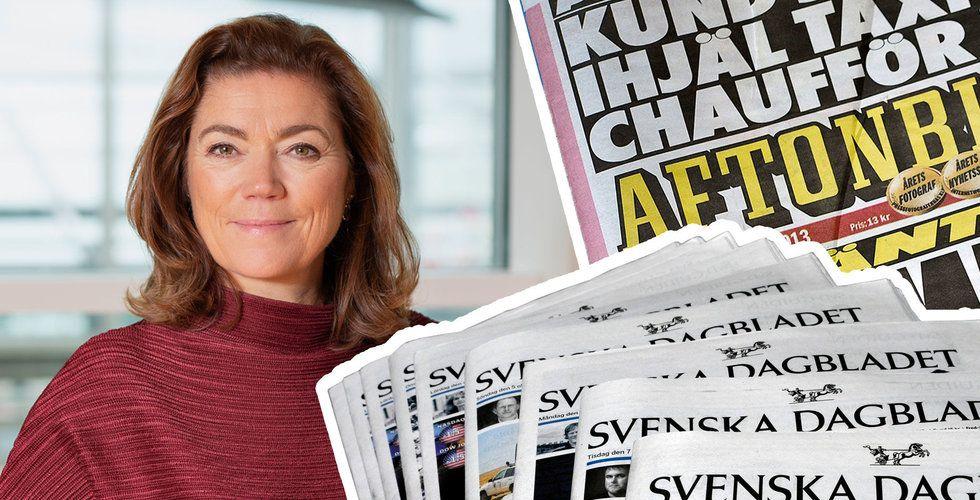 Sparpaket på halv miljard – tungt slag mot Aftonbladet och Svenska Dagbladet