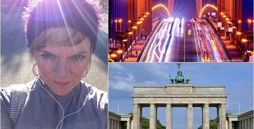 Lindsay Eyink tröttnade på girigheten i Silicon Valley - drog till Berlin