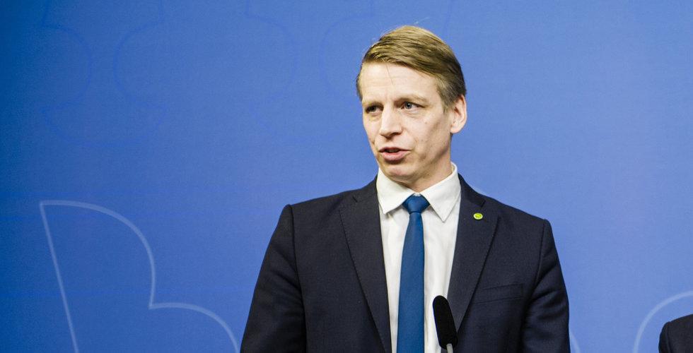 """Per Bolund åker på fintechresa till London: """"Svenska erfarenheter efterfrågas"""""""