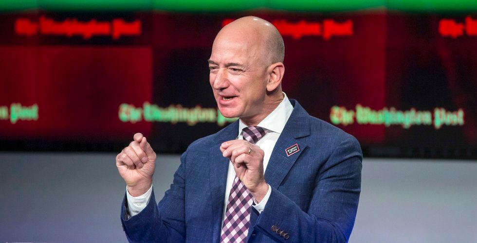 Breakit - Amazon köper kursade Goo technologies teknik