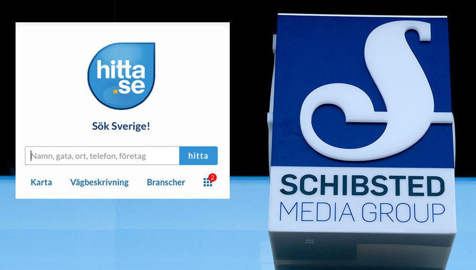 Breakit - Schibsted jagar nya ägare till Hitta.se - men omsättningen faller