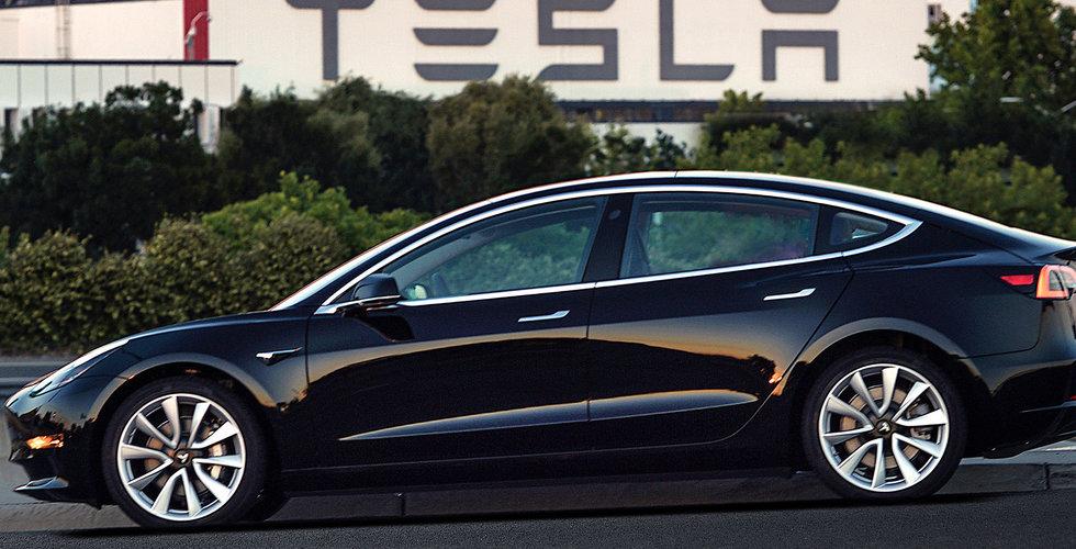 """Breakit - Rocker: """"Tesla den mest högljudda kanariefågeln i Wall Streets kolgruva"""""""
