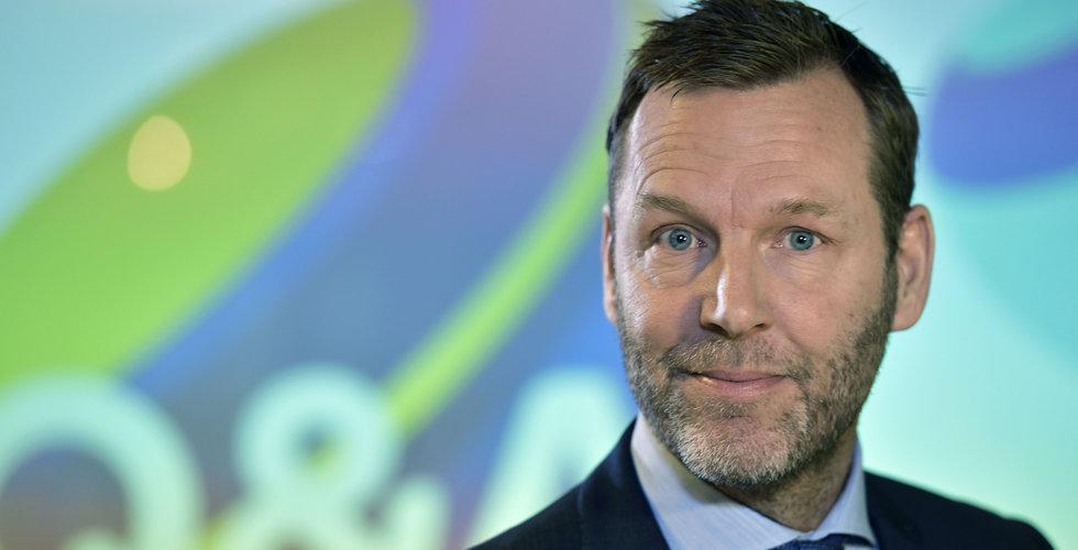 Tidigare Telia-toppen Johan Dennelind får nytt jobb hos teleoperatör i Dubai