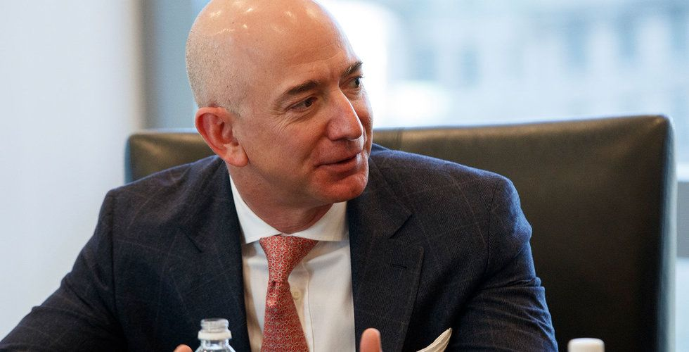 Breakit - Jeff Bezos har sålt Amazon-aktier för över nio miljarder kronor