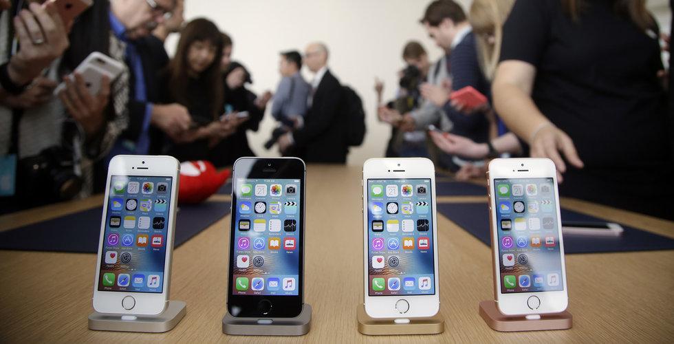 """Breakit - Källor: Apple vill släppa en """"billig"""" telefon"""
