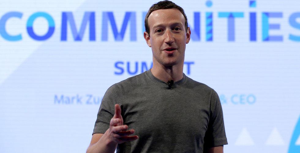 Breakit - Facebooks nya rekord – uppe i 2 miljarder användare