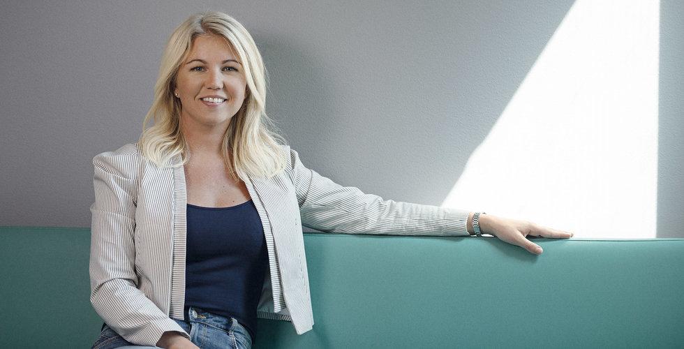 Breakit - Elina Berglund är en av Europas mäktigaste techkvinnor enligt Forbes