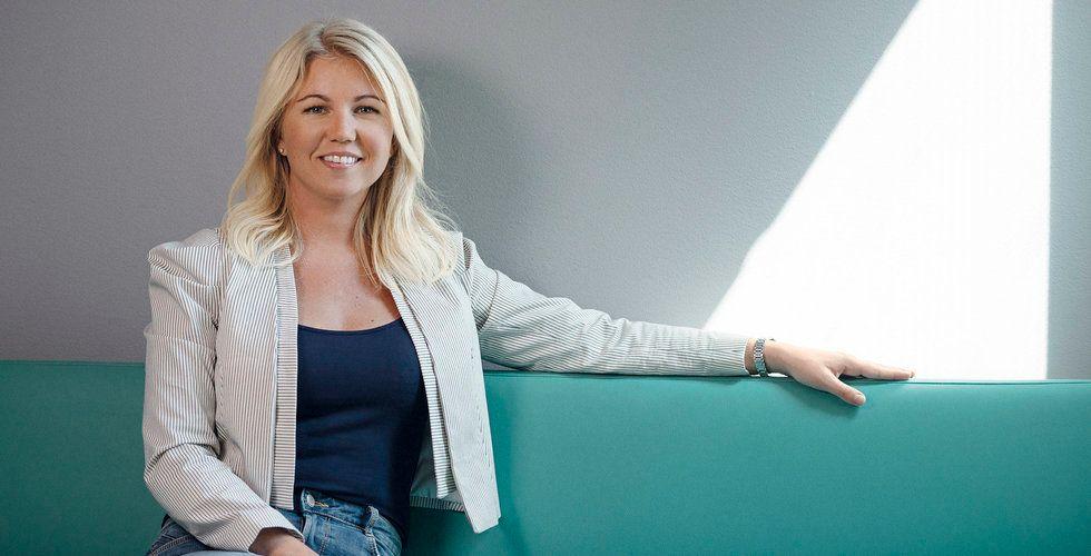 Elina Berglund är en av Europas mäktigaste techkvinnor enligt Forbes