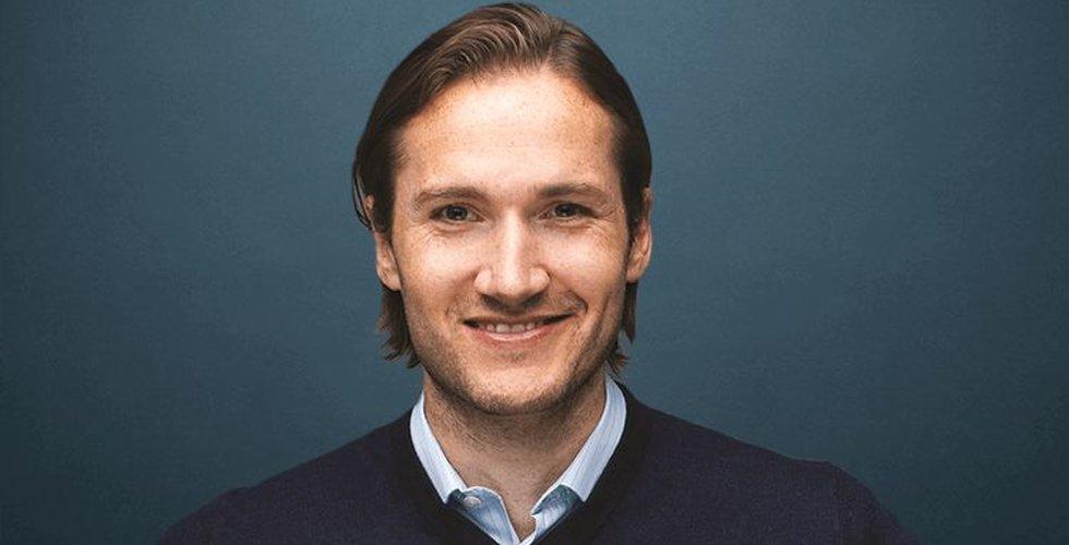 Breakit - Svenske techstjärnan Niklas Östberg bakom ny miljardaffär