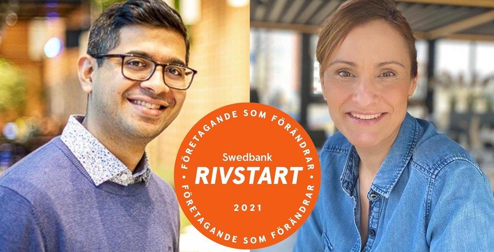 """Medtech-entreprenören vann 500 000 kronor: """"Swedbank rivstart blev en katalysator för oss"""" (så här kan du vinna!)"""
