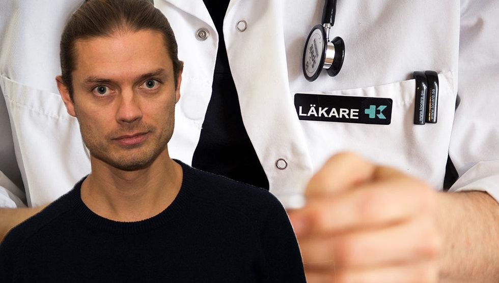 Breakit - Saltside-grundare värvas av den digitala vårdcentralen Kry