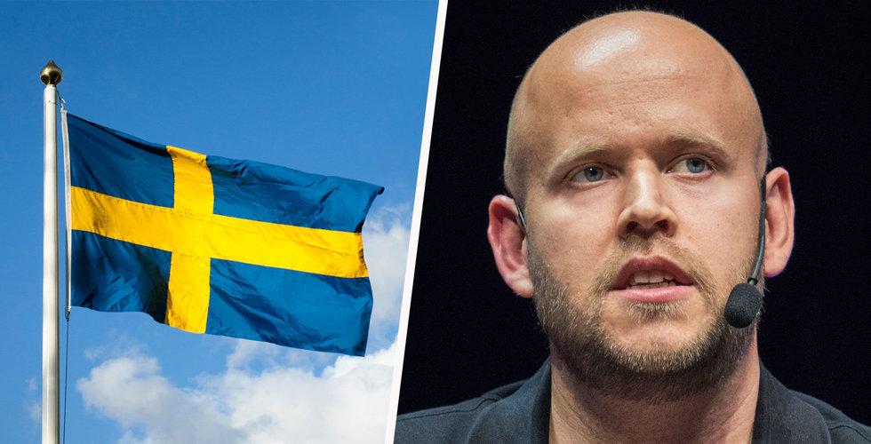 Så många svenskar vill köpa aktier i Spotify