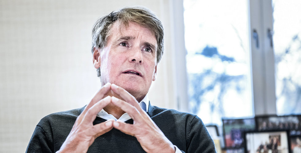Christer Gardell storköper i Ericsson för 2 miljarder kronor