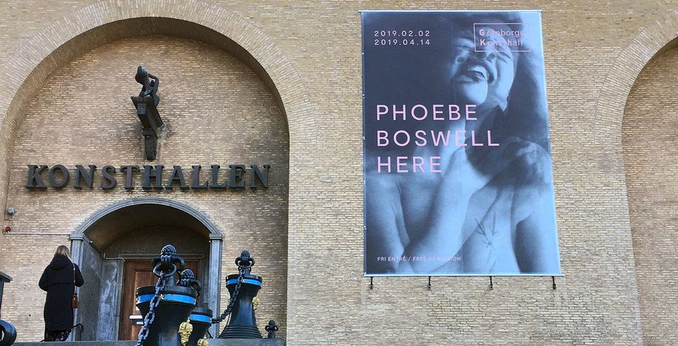 Efter veckor av problem – Göteborgs Konsthalls Facebook-sida raderad