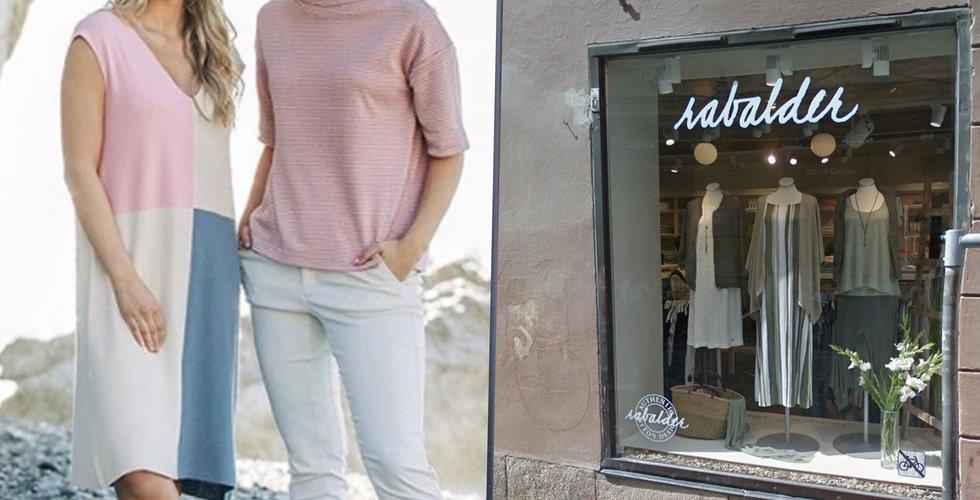 Rabalder gick i konkurs – nu kan butikerna leva vidare