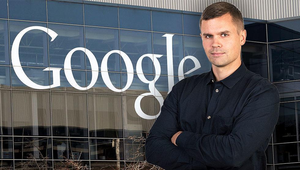 """Breakit - """"Googles mediestöd - sökjättens motsvarighet till greenwashing"""""""