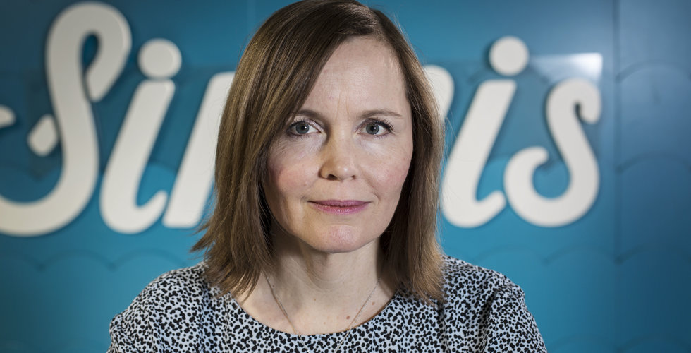 """Simris Alg bygger """"dream team"""" – värvar från H&M"""