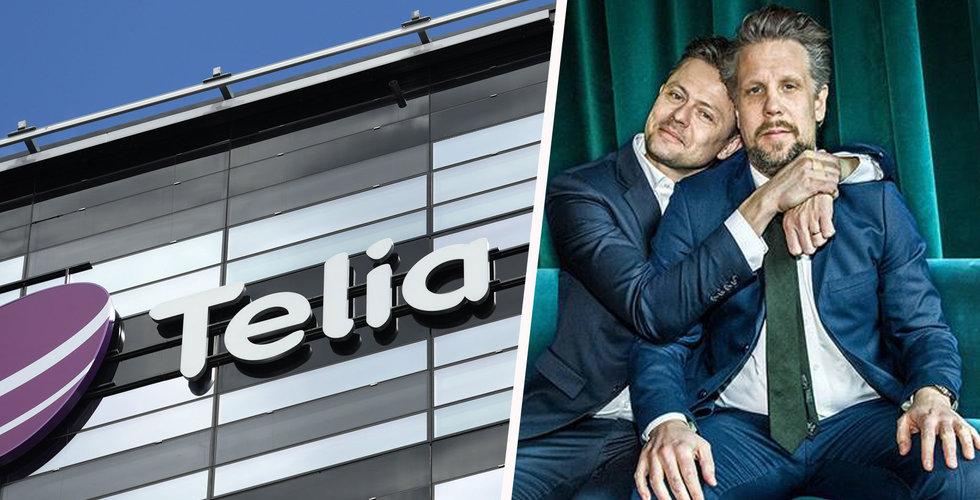 Telia och Discovery överens om nytt avtal