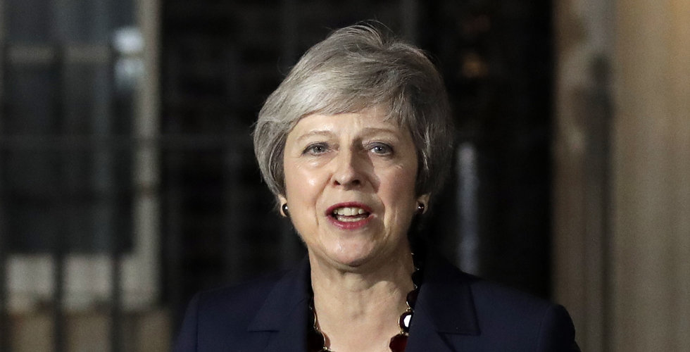 Britterna röstade precis ned Brexit-avtalet – här är vad som kan hända nu