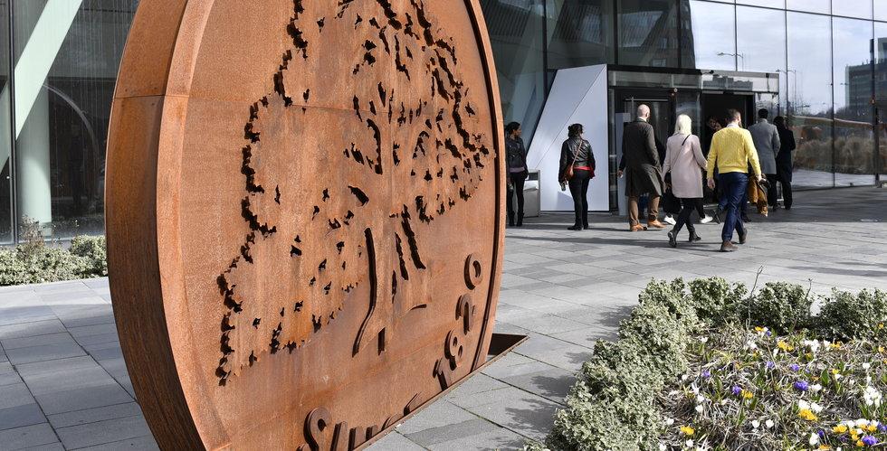 Stora störningar hos Swedbank – går inte att logga in i internetbanken