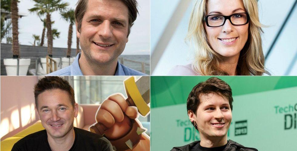 Breakit - Europas mest briljanta tänkare - svenska techprofiler på listan