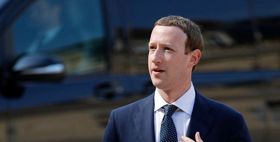 Facebook kan tvingas betala skadestånd i miljardklassen