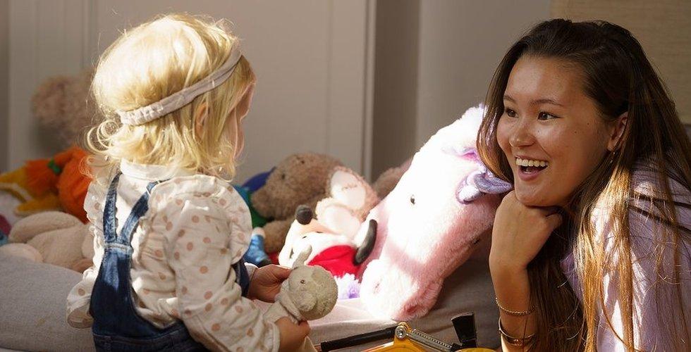 """Edtech-bolaget satsar på småbarn: """"VI vill inte passa barn – vi vill utveckla barn"""""""