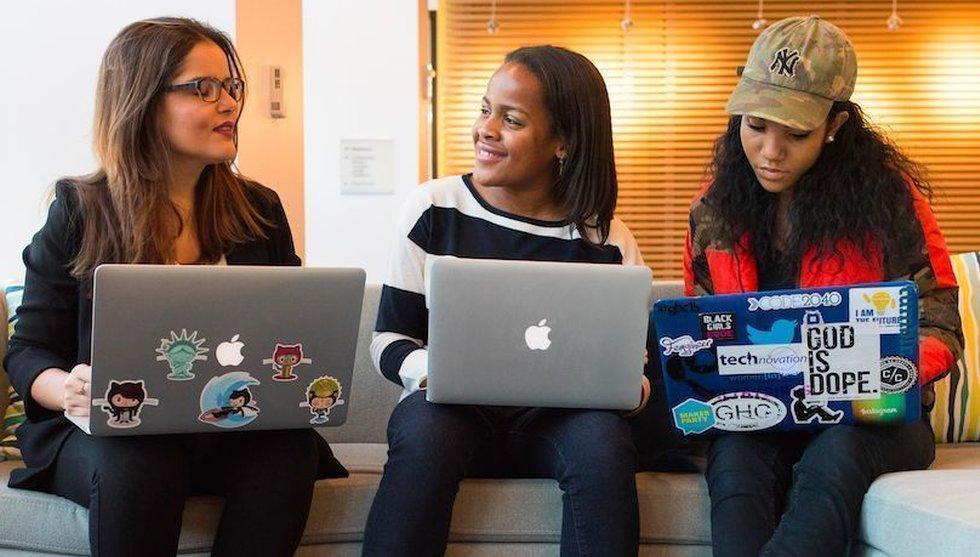 Breakit - Så många (få) kvinnor i toppen hos världens största investerare