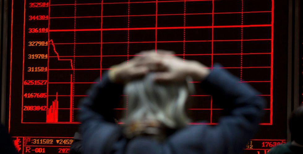 Breakit - Kaoset på de kinesiska börserna en mardröm för svenska startups