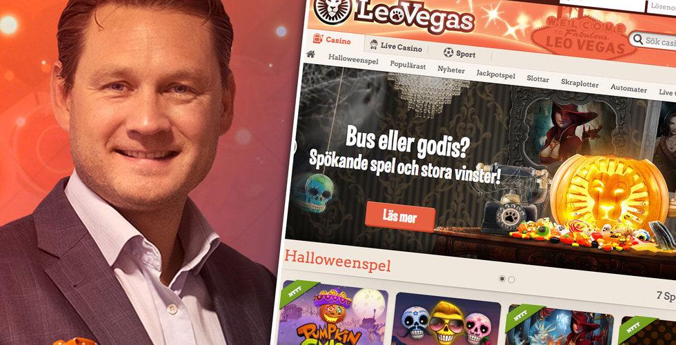 Leovegas tar steget in i Spanien under första kvartalet 2019