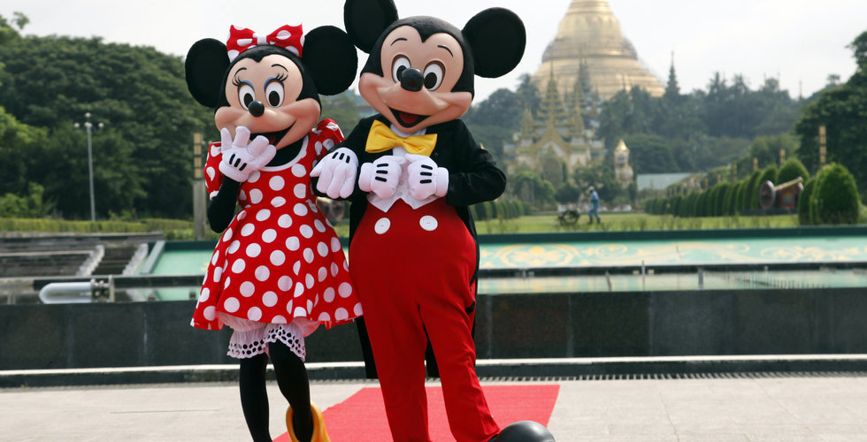 Disney plus på gång i fler länder