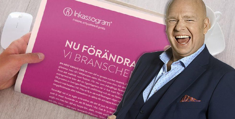 Inkasso-startup tar in 21 miljoner – Lasse Kronér bland investerarna