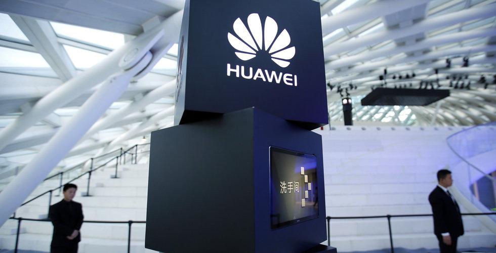 USA:s hot: Minskat samarbete om Huawei bygger 5G i Tyskland