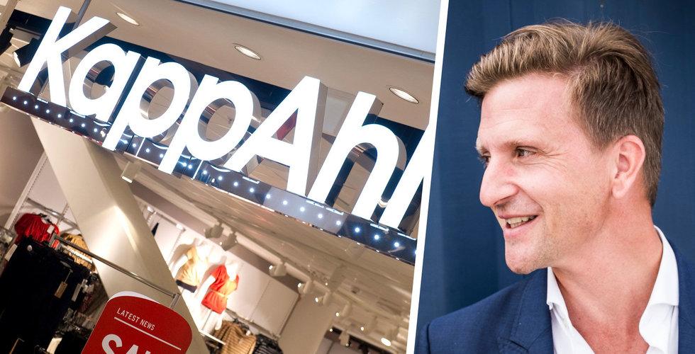 Kappahls budkommitté rekommenderar ägarna acceptera bud från Mellby Gård